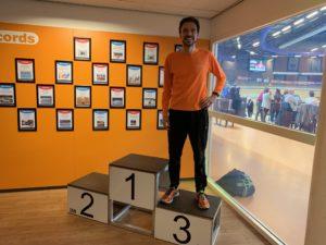 NK Indoor Hardlopen