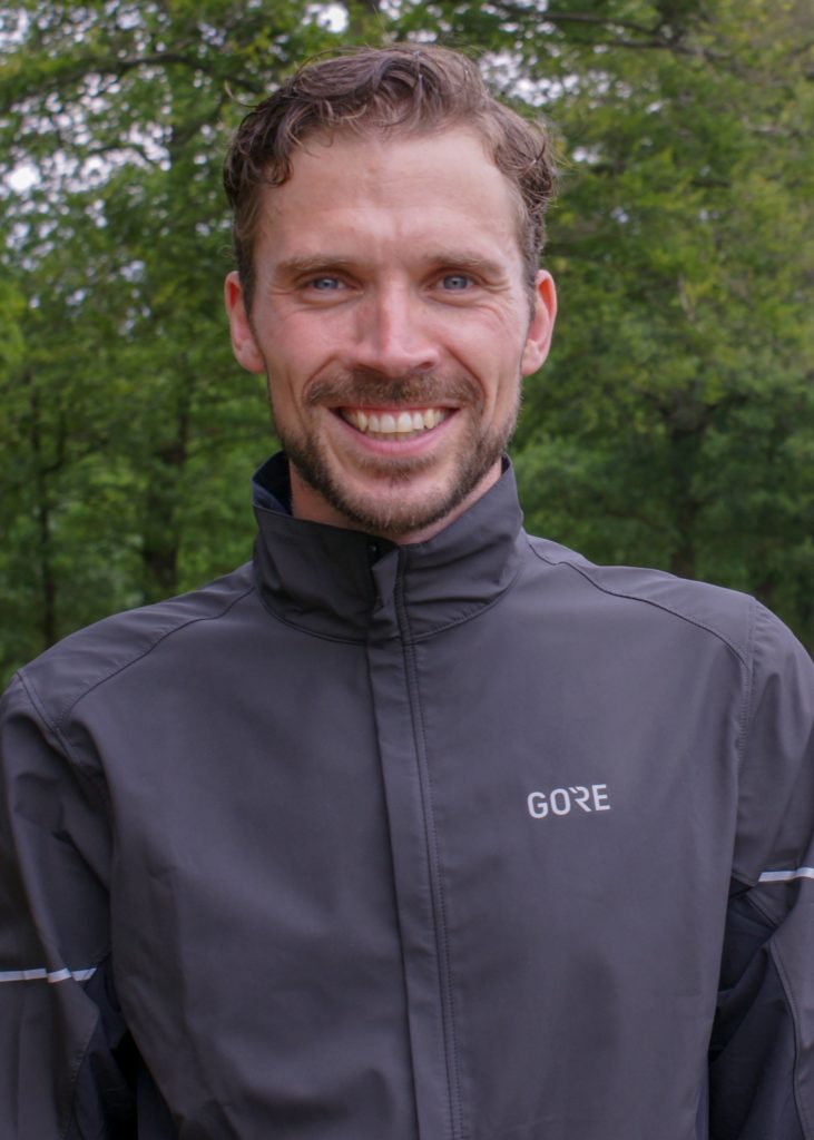 Robert Bijl Running Therapeut